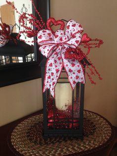 Valentine's Day Lantern.