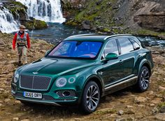 Yea cause I'd take my Bentley SUV up a mountain and go camping .... actually I would