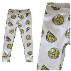 Kate&jAMES for Mawdsley Loves Lemons make Lemonade Organic Cotton Leggings are available now in her Shop! Perfect for Spring & Summer!! #kateandjamesXmawdsleyloves #lemonsmakelemonade @mawdsleyloves