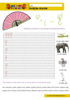 E Archives - Manute Pricepute Cursive Letters, Worksheets For Kids, Stories For Kids, Alphabet, Handwriting, Homeschooling, Activities, Math, Reading