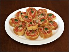 Brusqueta de Tomates
