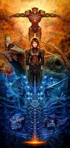Really Cool Pacific Rim Fan Art you guys!!