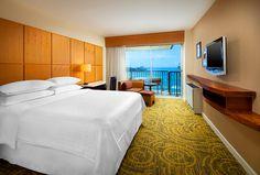 Sheraton Waikiki Hotel - ocean front king