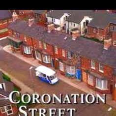 Coronation Street- the best show on TV hands down! Tv Soap, Best Soap, Coronation Street, Television Program, Tv Actors, Old Tv, Best Tv, Granada, Favorite Tv Shows