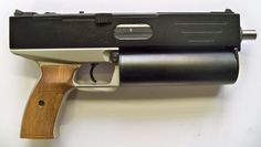 The Danuvia VD.01, commonly known as the Forte VD.01, is a Hungarian machine pistol. The VD.01...