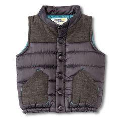Infant Toddler Boys' Puffer Vest