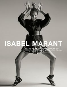 #Evereden Search // Campagne Isabel Marant
