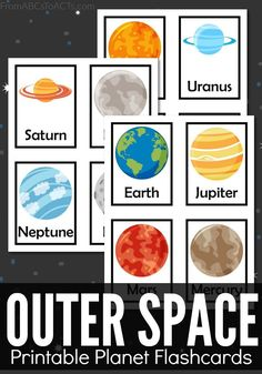 Plan out an awesome space themed unit study and learn about the various planets…