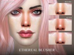 Pralinesims' Ethereal Blusher N14