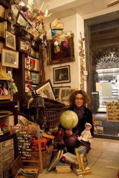 Credula Postero, Parma: libri, giocattoli vintage e bottiglie di vino #Indiepercui