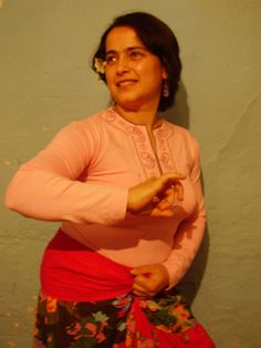 Reyhan Tuzsuz. Turkish Romani dance, she taught Elizabeth Strong