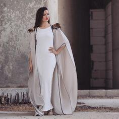 """104 Likes, 1 Comments - BeautiifulinBlack (@beautiifulinblack) on Instagram: """"@sohamt.collection —————————————————————— #abayastyle #abayafashion #modestfashion #modernabaya…"""""""