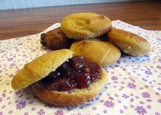 Scones van kokosmeel | Karin's Food Blog