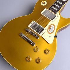 ゴールドトップの最高峰、True Historic 1957レスポールが新品特価。【無金利キャンペーン!2018/1/8まで!】Gibson Custom Shop True Historic 1957 Les Paul Vintage Antique Gold S/N:76209 レスポール ゴールドトップ 【ギブソン カスタムショップ】【新品特価】 Gibson Gold Top, Les Paul Gold Top, Gibson Les Paul, Guitars