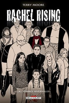 Rachel Rising T4 - Tombes hivernales - Terry Moore - Livres