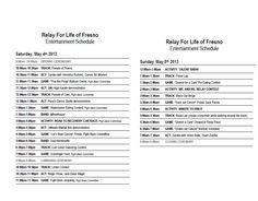 Follow us on Twitter @Relay For Life of Vinings - Buckhead, GA and Like us on http://facebook.com/RelayForLifeOfViningsBuckheadGA Get involved or make a tax-deductible donation>> https://RelayForLife.org/ViningsBuckheadGA