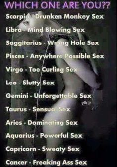 will virgo female dirty