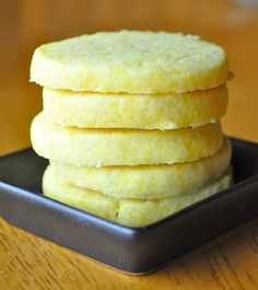 Lemon Ice Box Cookies --make ahead keep in the freezer or fridge INSTANT COOKIES