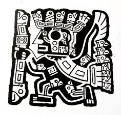 Aprendiendo Vida: LOS MISTERIOSOS SIMBOLOS DE LA PUERTA DEL SOL Kirigami, Inca Art, Mexico Tattoo, Computer Generated Imagery, Aztec Art, Mesoamerican, Little Tattoos, Ancient Civilizations, Glyphs