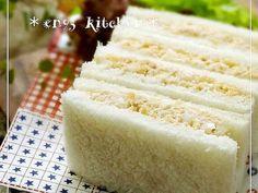 *一番美味しい♡ツナサンドイッチ*『今まで食べたツナサンドの中で一番美味しい♡』と絶賛される我が家自慢のサンドイッチレシピ♪
