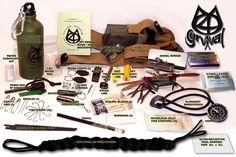 this is actually the least worst survival kit ive seen. it's organized by some dude, rather than an organization selling you cheap crap. i'd ditch the bandaids because you have duct tape, and the pencil/notepad seems arbitrary. maybe if i had a guide on edible plants instead.