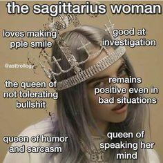 Zodiac Sagittarius Facts, Sagittarius Women, Zodiac Signs Horoscope, Zodiac Facts, Zodiac Funny, Sagittarius Season, Astrology Signs, Zodiac Signs Chart, Zodiac Sign Traits
