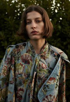 UNPOLISHED Magazine Winter 2018 Jennae Quisenberry by Agata Pospieszynska
