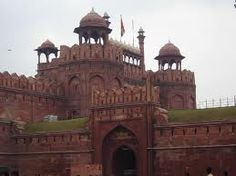 The Red Fort, India