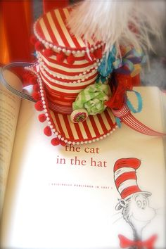 Cat in the Hat, top hat.