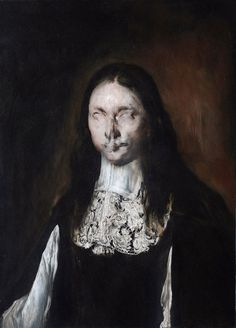 Las impresionantes y algunas semidestruídas pinturas barrocas deNicola Samori.                       — Nicola Samori