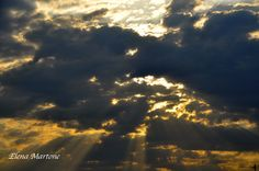Nuvole...luci ed ombre