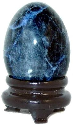 Sodalite is said to bring joy to a heavy heart and to encourage self-esteem, self-trust and self-acceptance. Placed in a room Sodalite is believed to help clear electromagnetic pollution.  Sodalite is believed to balance the emotions and calm panic attacks. It is also said to balance the metabolism, boost the immune system and help to relieve insomnia. In addition, it is thought to lower blood pressure, reduce fevers, soothe sore throats, and treat the vocal cords, larynx and digestive disorders crystals, dragons, blood pressure, colors, stone, egg, cords, blues, heavy heart