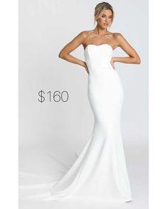 Bridal Gowns, Wedding Gowns, Wedding Bells, Sparkle Wedding, Wedding Attire, Budget Bride, Satin Color, Casual Wedding, Sleek Wedding Dress