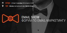 Приглашаем на Email Show 9-11 сентября    Привет, Хабр! Сегодня хотим пригласить вас на форум Email Show , который пройдет в нашем офисе в сентябре. Вопросы email-маркетинга и почтовых рассылок довольно обсуждаемые и вызывают большой интерес. Мы неоднократно писали у себя в блоге на эти темы: рассказывали, почему Почта Mail.Ru включает строгий DMARC , как не стать посредником в рассылке спама , давали технические рекомендации к почтовым рассылкам. А теперь у нас соберутся email-маркетологи…
