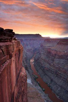 Toroweap Sunrise Photograph by Eric Foltz