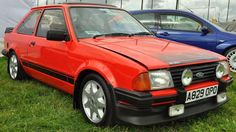 The Ford Escort RS was the German-developed equivalent to the British-created developed a. Gear S, Top Gear, Ford Rs, Ford Escort, Children In Need, Chris Evans, Sport Cars, German, British