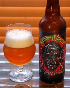 My new favorite beer:  Three Floyds - Permanent Funeral