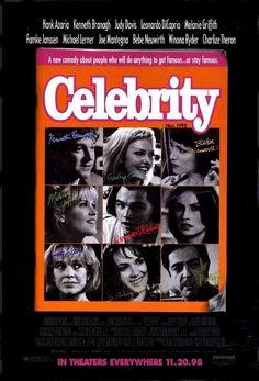 Celebrity [Vídeo] / [escrita y dirigida] por Woody Allen ; [protagonistas] Hank Azaria ... [et al.]