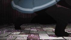 kyoukai no kanata // beyond the boundary anime gif