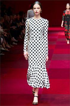 Polka dot : inspiration Roy Lichtenstein and Minnie Mouse - Vogue.it
