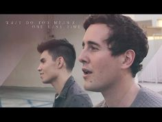 What Do You Mean / One Last Time MASHUP (Justin Bieber/Ariana Grande) - Sam Tsui & Casey Breves - YouTube