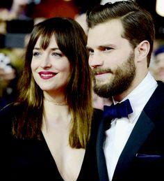 "Jamie Dornan & Dakota Johnson at 'Fifty Shades of Grey"" WorldWide Premiere in Berlin"