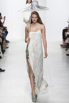 Paris Fashion Week, SS '14, Chalayan