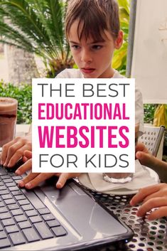 Educational websites for kids. For homeschooling, worldschooling, unschooling or just keeping kids busy during school holidays and school closures. Learning activities and programs for kids of all ages. Educational Websites For Kids, Educational Leadership, Educational Programs, Education Sites, Elementary Education, Learning Activities, Activities For Kids, School Closures, Programming For Kids