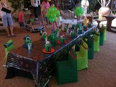 Monkey Magic Nelspruit-TMNT madness. | #SouthAfrica #ThemeParty #Kids