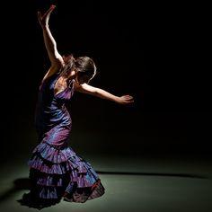 Marina Elana Scannell and Fanny Ara. Flamenco Dancers. Portraits. San Francisco. CA | Chigirev Portrait Photography