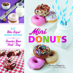 10 Mini Doughnut Recipes FREE eBook