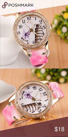 💥💥Fashion Watch 💥💥 PINK Geneva Platinum Accessories Watches