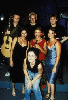 Season 2 BTS with The Cranberries
