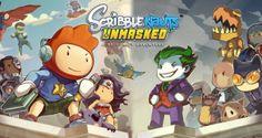 Scribblenauts Unmasked surprise extra game 4 shwn bday